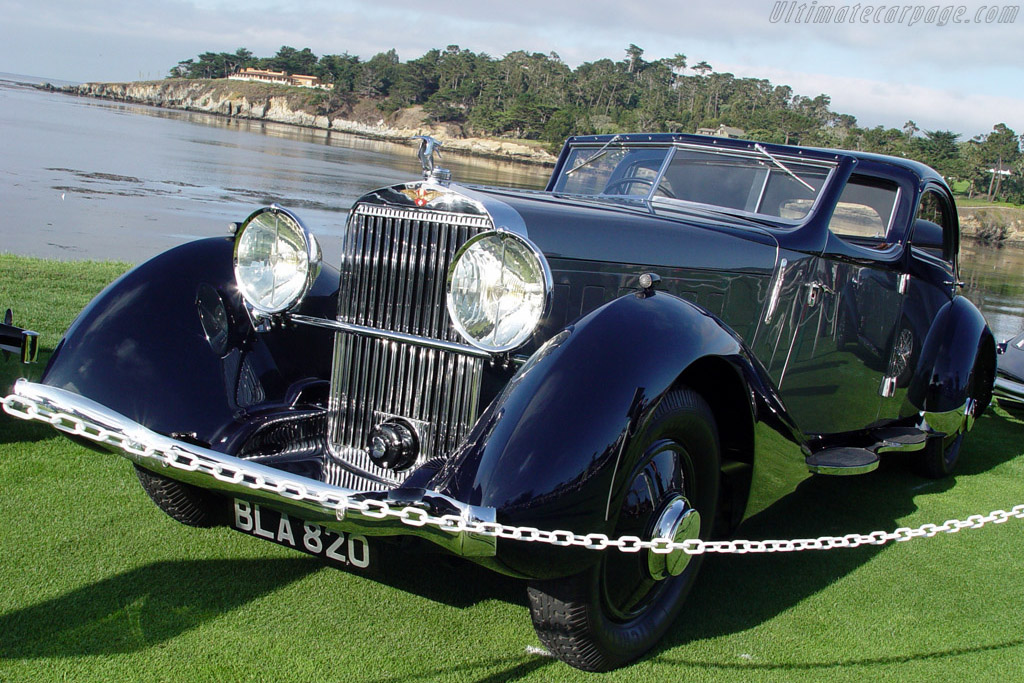 Hispano Suiza K6 Fernandez & Darrin Coupe Chauffeur - Chassis: 15008   - 2004 Pebble Beach Concours d'Elegance