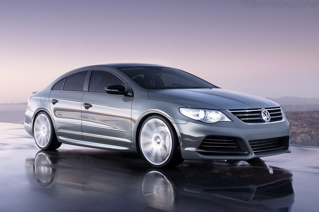 Click here to open the Volkswagen Super CC Concept gallery