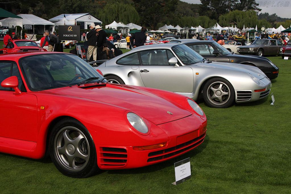Porsche 959 Sport - Chassis: WP0ZZZ95ZJD905025   - 2008 The Quail, a Motorsports Gathering