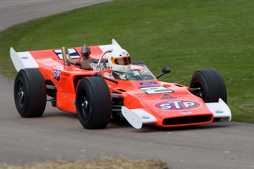 Lotus 64 Ford - Chassis: 64/1   - 2008 Goodwood Festival of Speed
