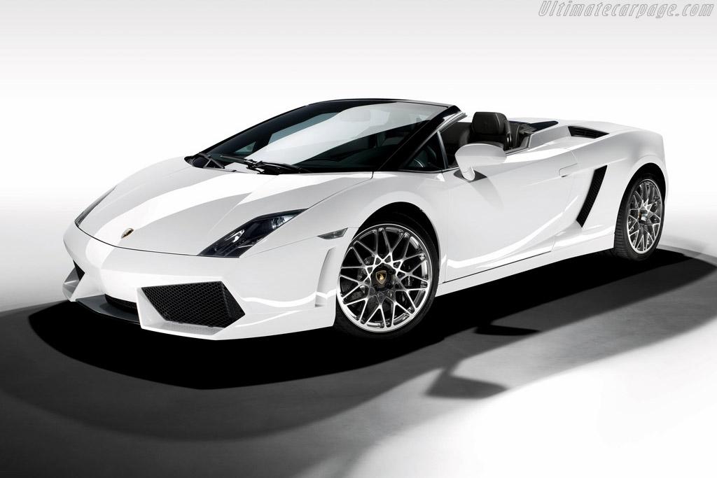 Click here to open the Lamborghini Gallardo LP560-4 Spyder gallery