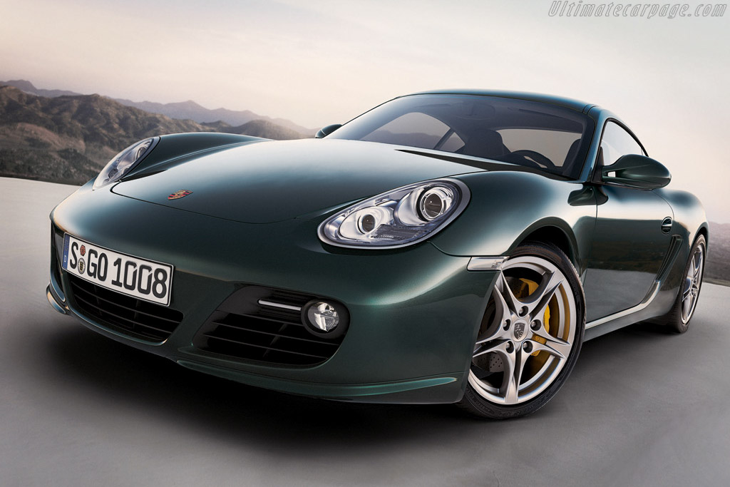 Click here to open the Porsche Cayman S gallery