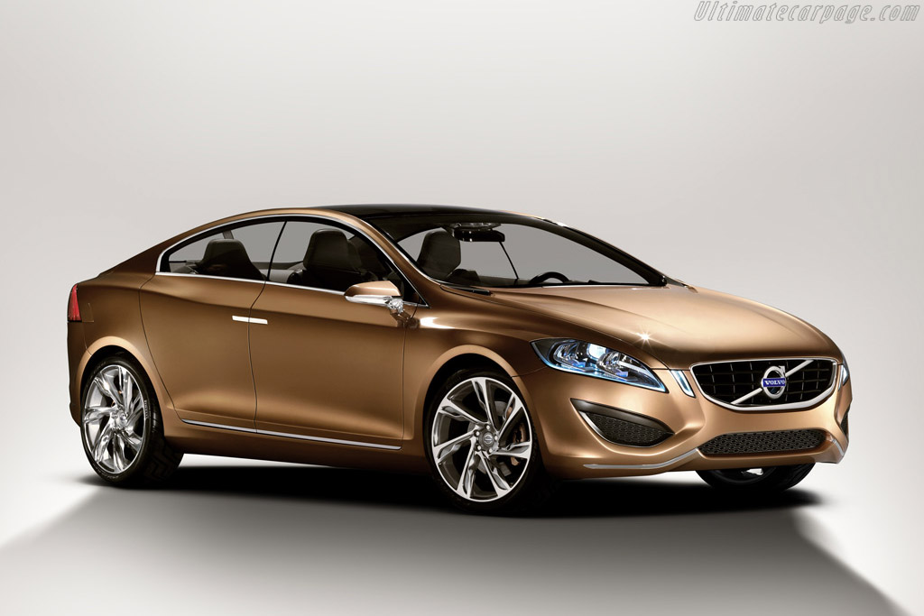 Click here to open the Volvo S60 Concept gallery