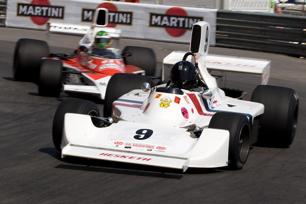 Hesketh 308 Cosworth - Chassis: 308/1   - 2008 Monaco Historic Grand Prix