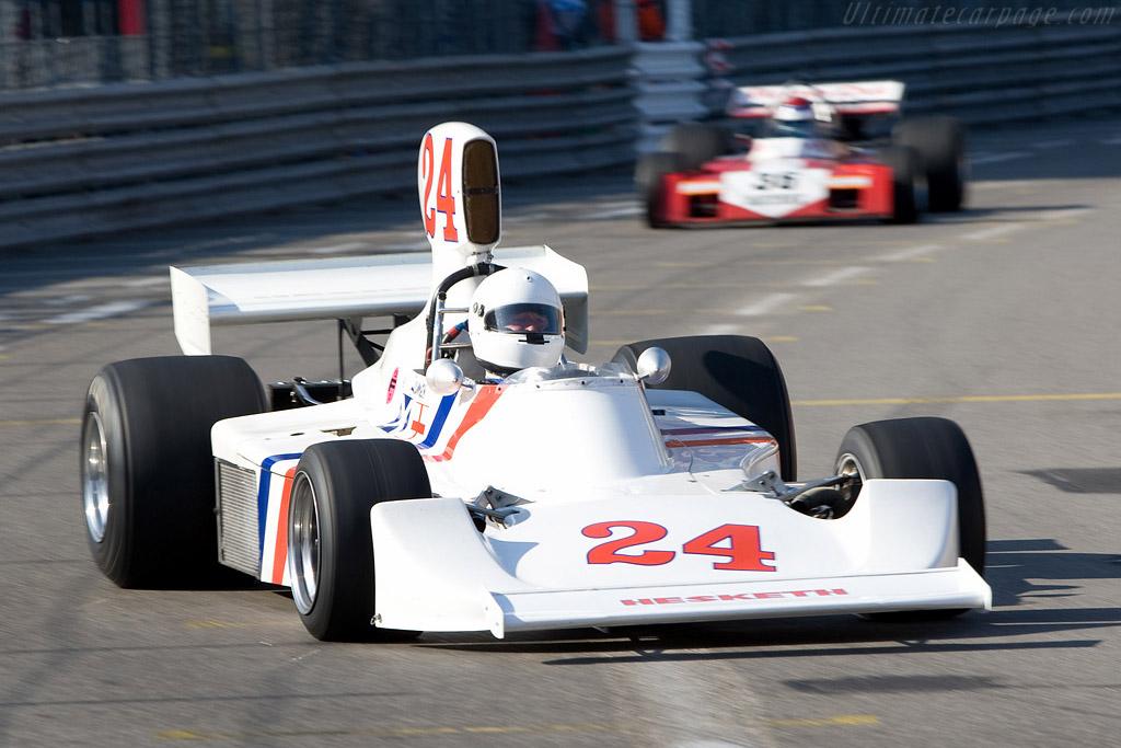 Hesketh 308 Cosworth - Chassis: 308/2   - 2008 Monaco Historic Grand Prix