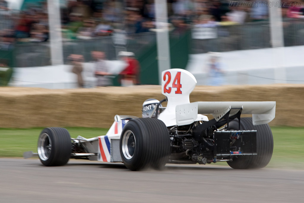 Hesketh 308 Cosworth - Chassis: 308/2   - 2008 Goodwood Festival of Speed