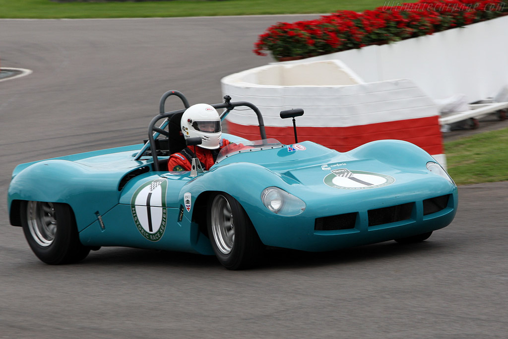 Attila Mk3 Chevrolet - Chassis: 302 C   - 2008 Goodwood Revival