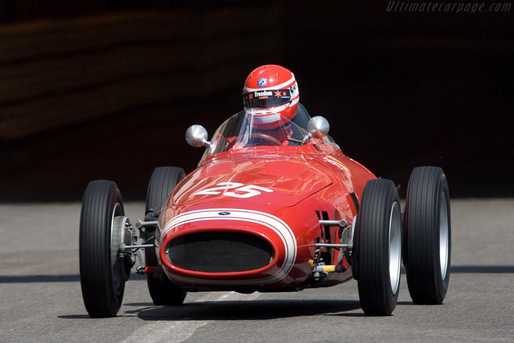 OSCA Tipo J    - 2008 Monaco Historic Grand Prix