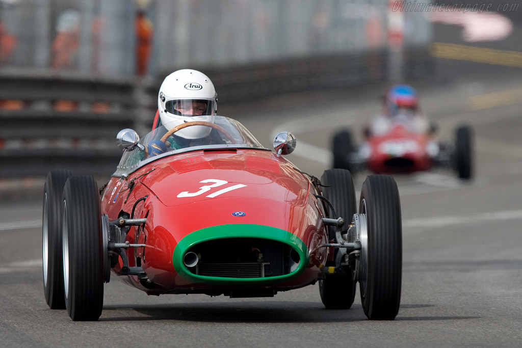 OSCA Tipo J - Chassis: 014   - 2008 Monaco Historic Grand Prix