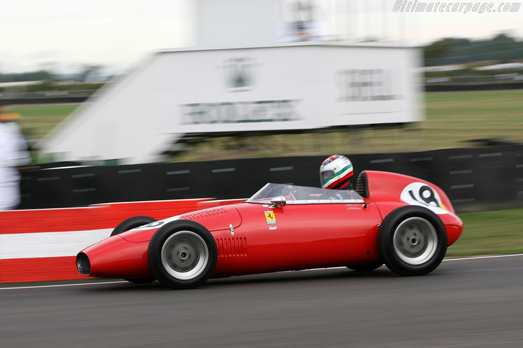 OSCA Tipo J - Chassis: 002   - 2006 Goodwood Revival