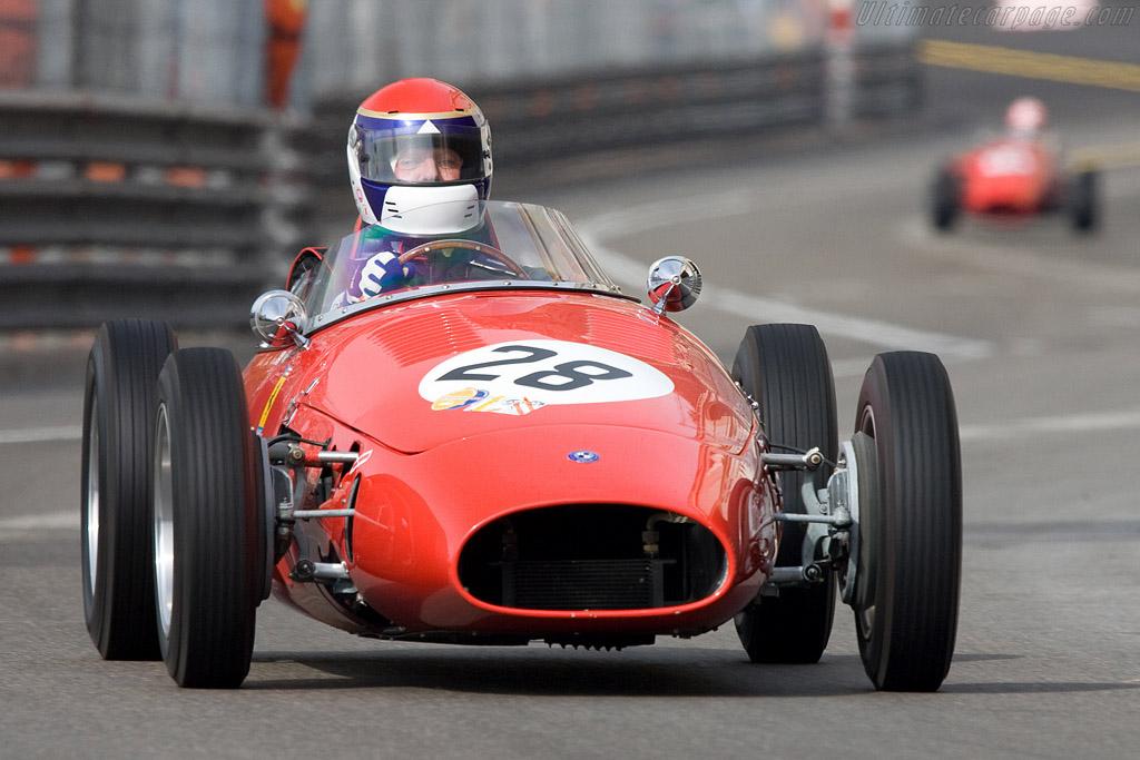 OSCA Tipo J - Chassis: 002   - 2008 Monaco Historic Grand Prix
