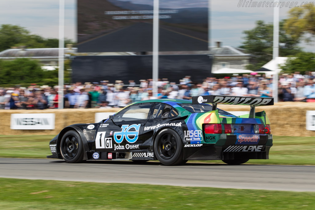 Lister Storm GT - Chassis: GTM003   - 2015 Goodwood Festival of Speed
