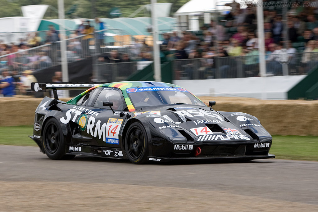 Lister Storm GT - Chassis: GTM005   - 2008 Goodwood Festival of Speed