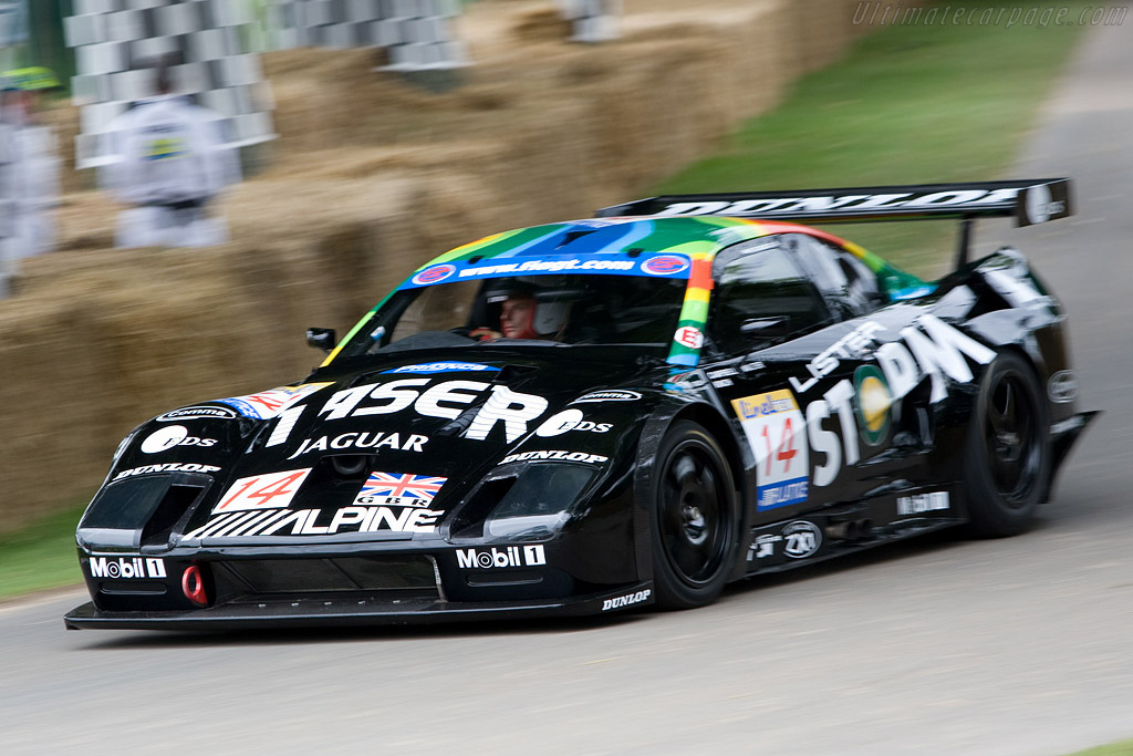 Click here to open the Lister Storm GT gallery