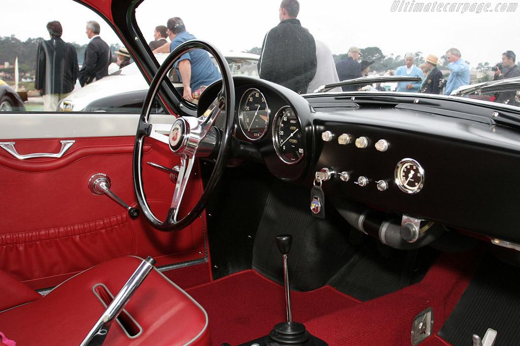 Fiat Abarth 750 Record Monza Zagato Coupe - Chassis: ?   - 2006 Pebble Beach Concours d'Elegance