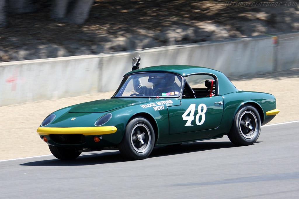 Lotus Elan 26R - Chassis: 26-R-28   - 2008 Monterey Historic Automobile Races