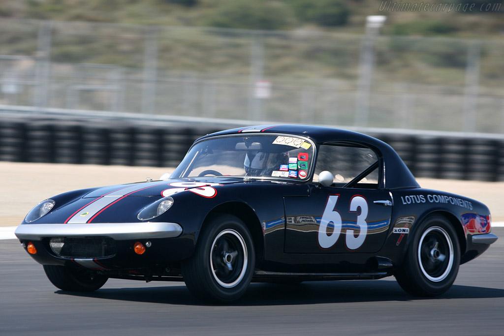 Lotus Elan 26R - Chassis: 26-S2-34   - 2006 Monterey Historic Automobile Races