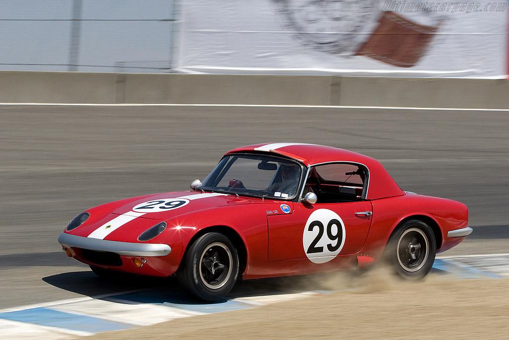 Lotus Elan 26R - Chassis: 26-S2-29  - 2008 Monterey Historic Automobile Races