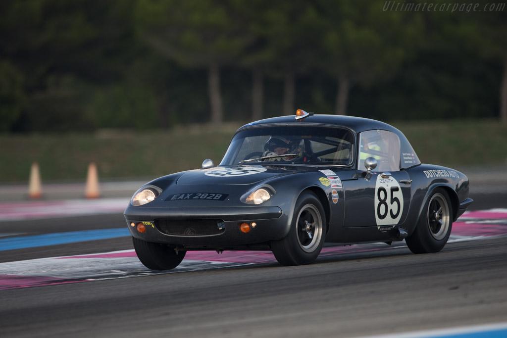 Lotus Elan 26R - Chassis: 26-R-9   - 2014 Dix Mille Tours