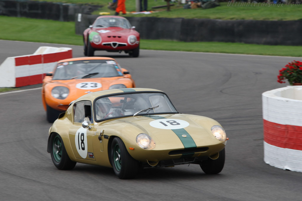 Lotus Elan IWR Fastback - Chassis: IWR/GT/1  - 2007 Goodwood Revival