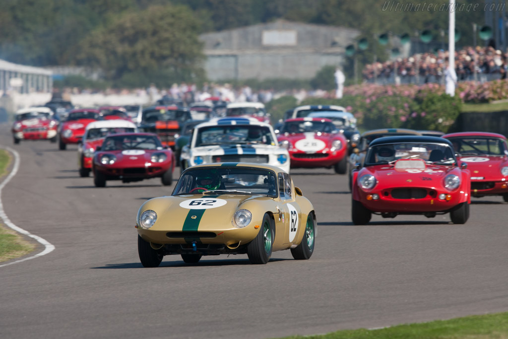 Lotus Elan IWR Fastback - Chassis: IWR/GT/1   - 2012 Goodwood Revival