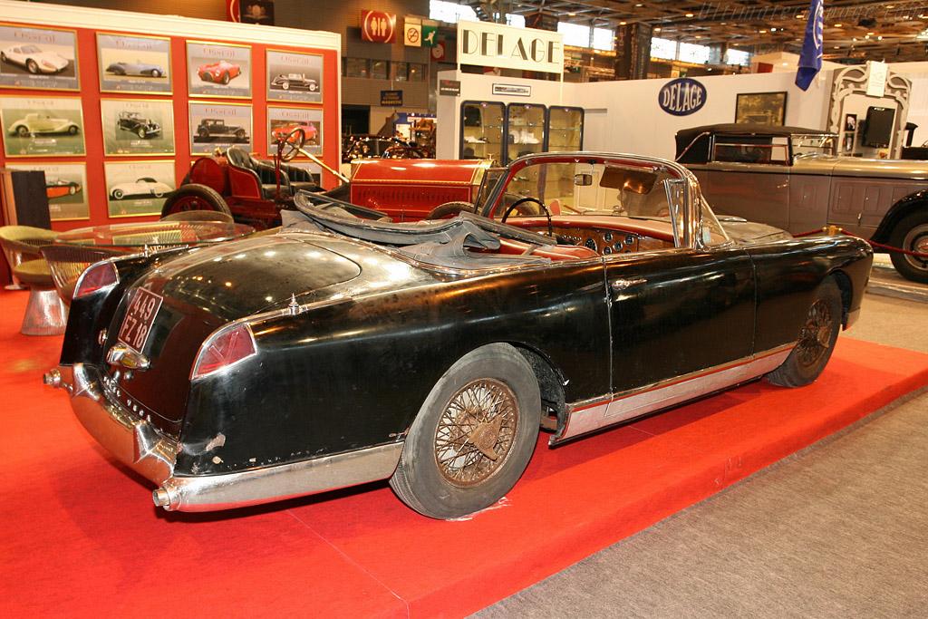 Facel Vega FV2 Cabriolet - Chassis: 56.056   - 2008 Retromobile
