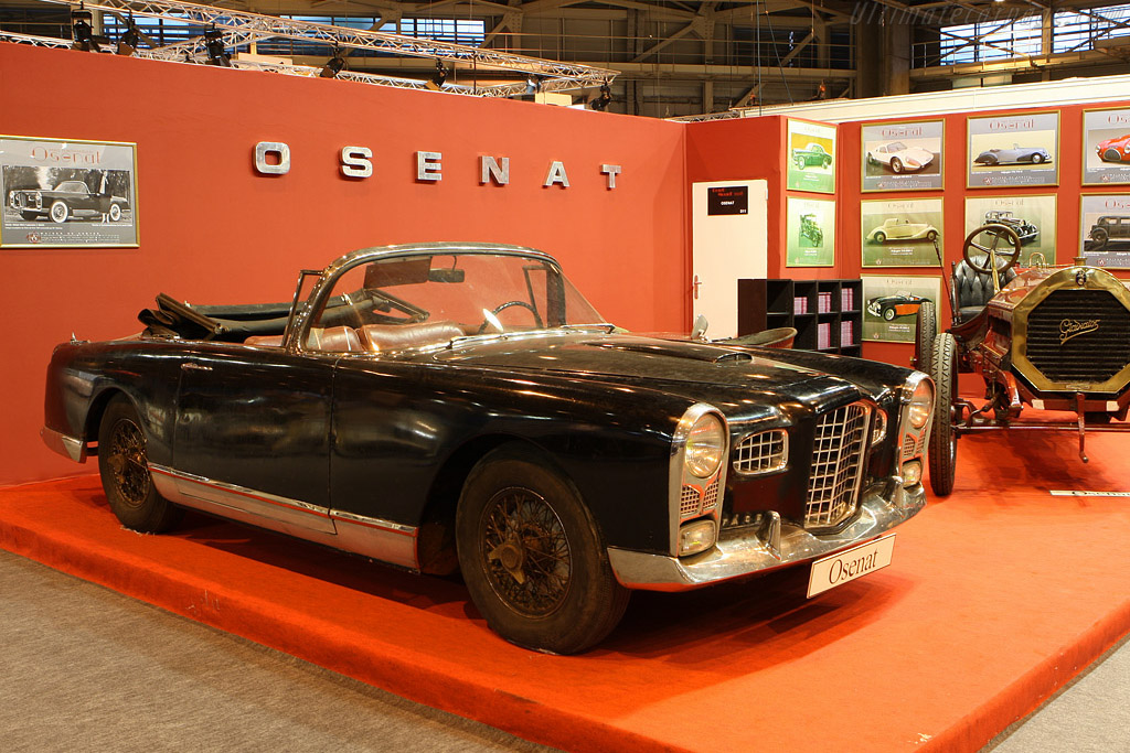 Click here to open the Facel Vega FV2 Cabriolet gallery