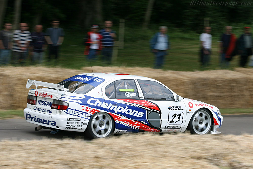 Nissan Primera GT BTCC - Chassis: 56   - 2007 Goodwood Festival of Speed
