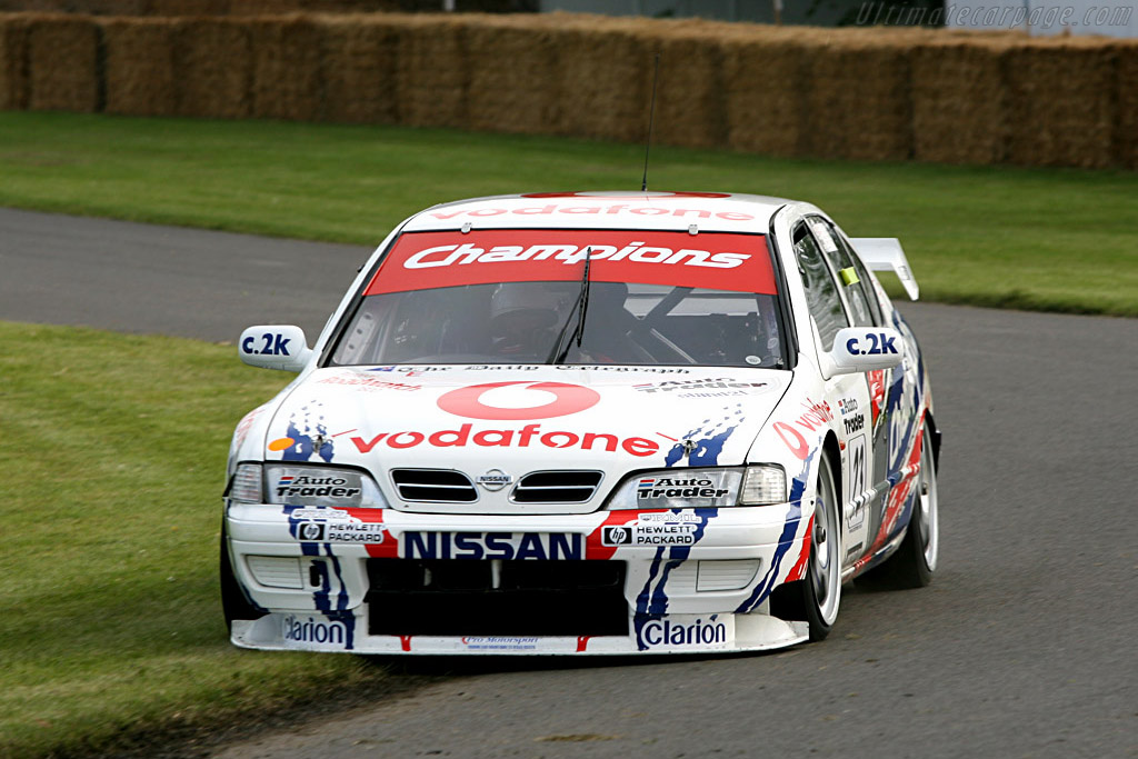 1997 - 1999 Nissan Primera GT BTCC - Images, Specifications and Information
