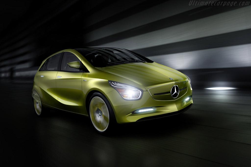 Mercedes-Benz Concept BlueZERO
