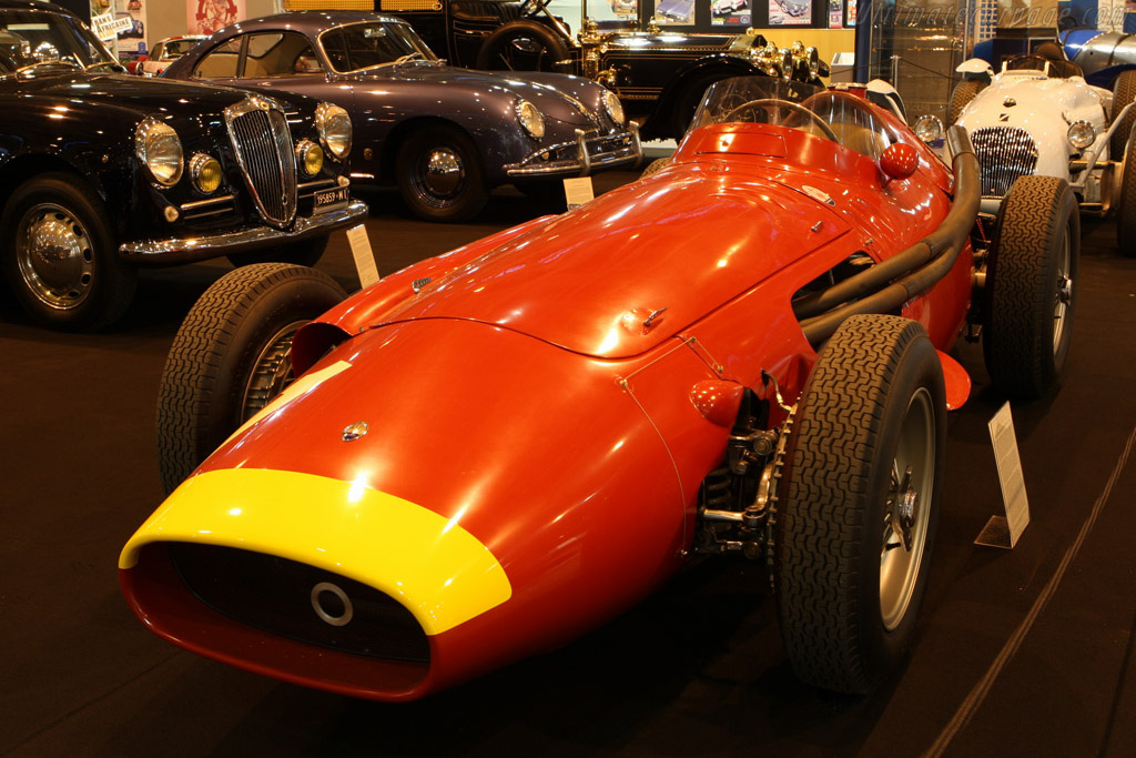Maserati 250F T2 'Lightweight' - Chassis: 2529   - 2008 Retromobile