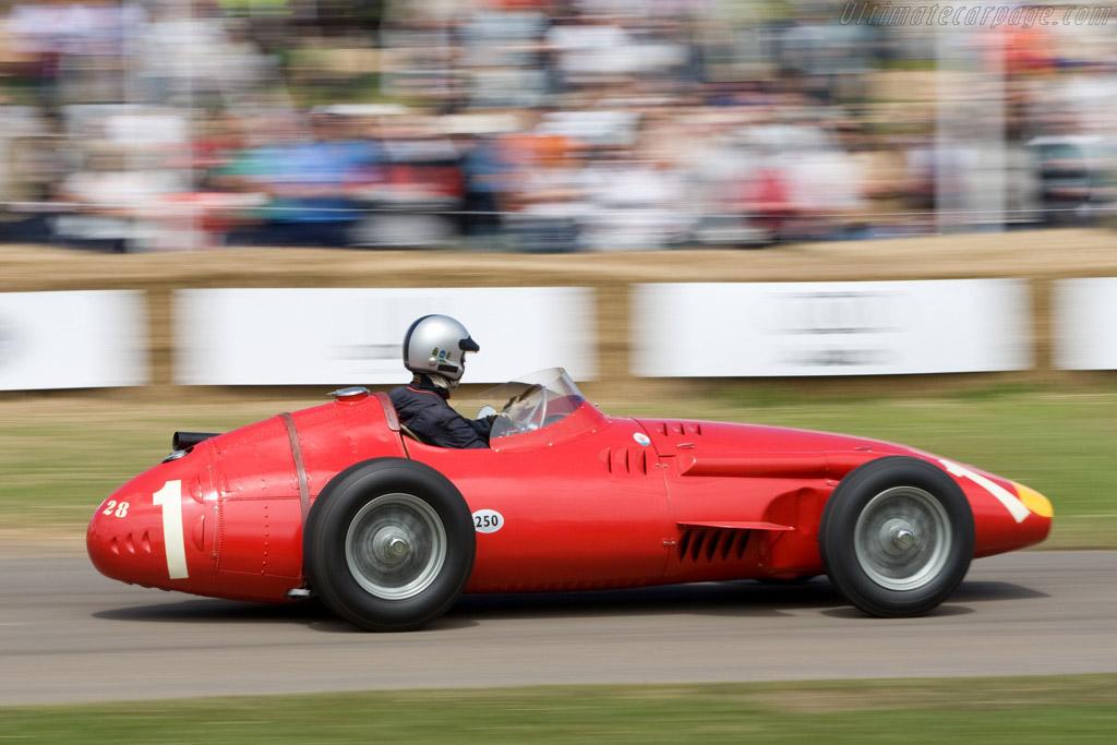 Maserati 250F T2 'Lightweight' - Chassis: 2529 - 2008 ...