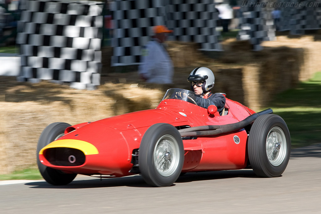Maserati 250F T2 'Lightweight' - Chassis: 2529  - 2008 Goodwood Festival of Speed
