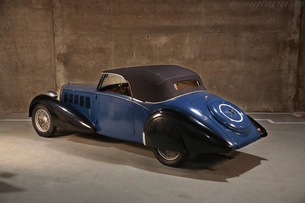 Bugatti Type 57 Graber Cabriolet