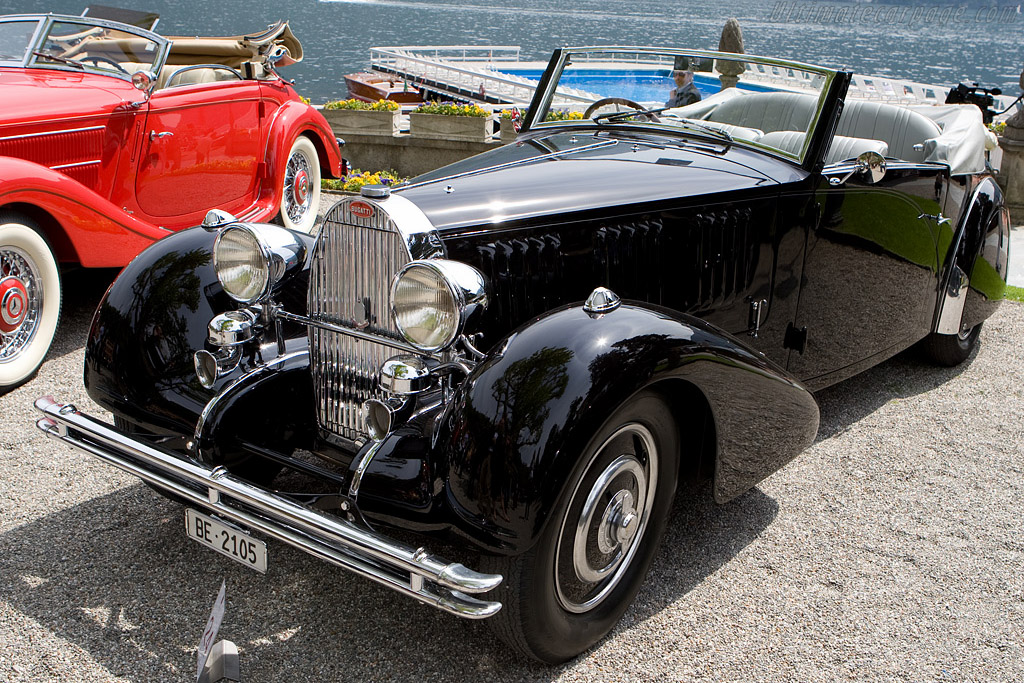 Bugatti Type Graber Cabriolet on Renault 1940 Cars