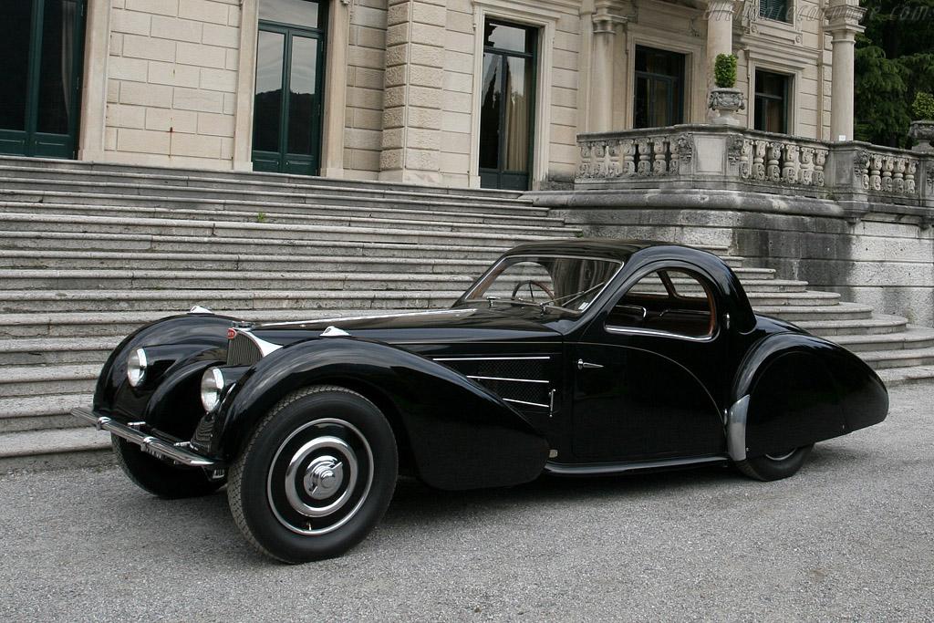 Bugatti Type 57 SC Gangloff Atalante Coupe - Chassis: 57532   - 2008 Concorso d'Eleganza Villa d'Este