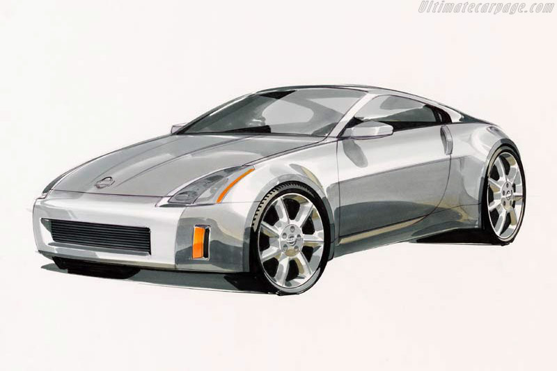 Nissan Z Car Concept