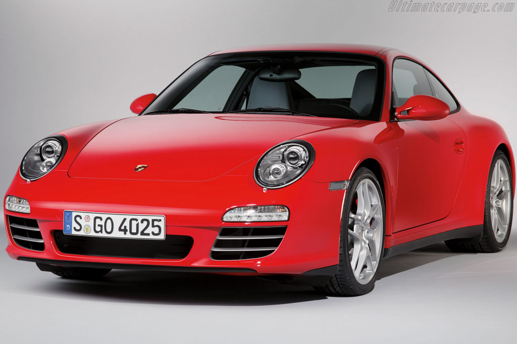 Click here to open the Porsche 997 Carrera 4S gallery