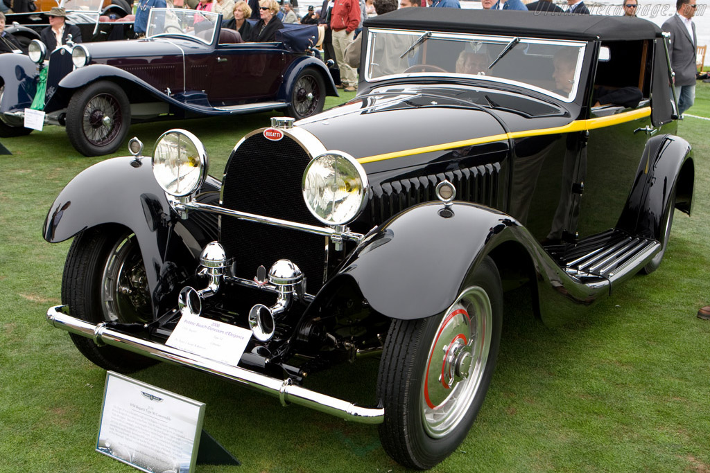 Bugatti Type 50 Brainsby-Woollard Cabriolet - Chassis: 50144  - 2008 Pebble Beach Concours d'Elegance
