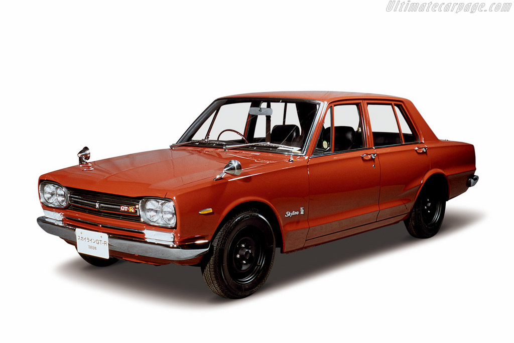 Click here to open the Nissan Skyline 2000 GT-R gallery