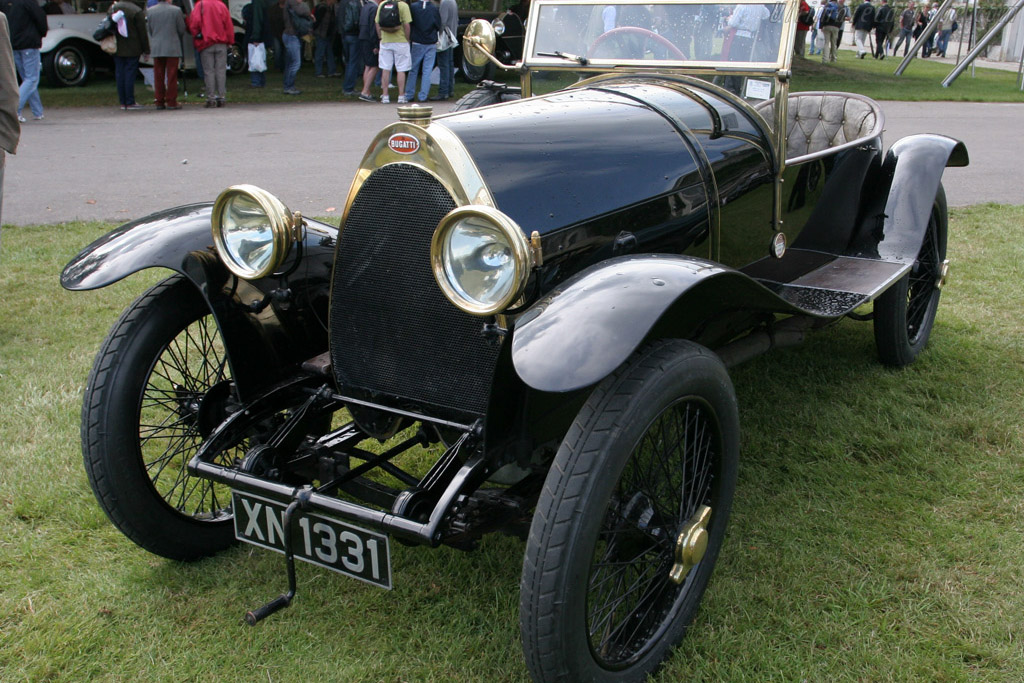 Bugatti Type 18 Labourdette Torpedo 'Black Bess' - Chassis: 474   - 2007 Goodwood Festival of Speed