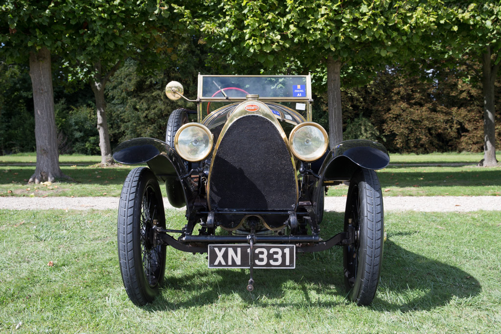 Bugatti Type 18 Labourdette Torpedo 'Black Bess' - Chassis: 474  - 2015 Chantilly Arts & Elegance