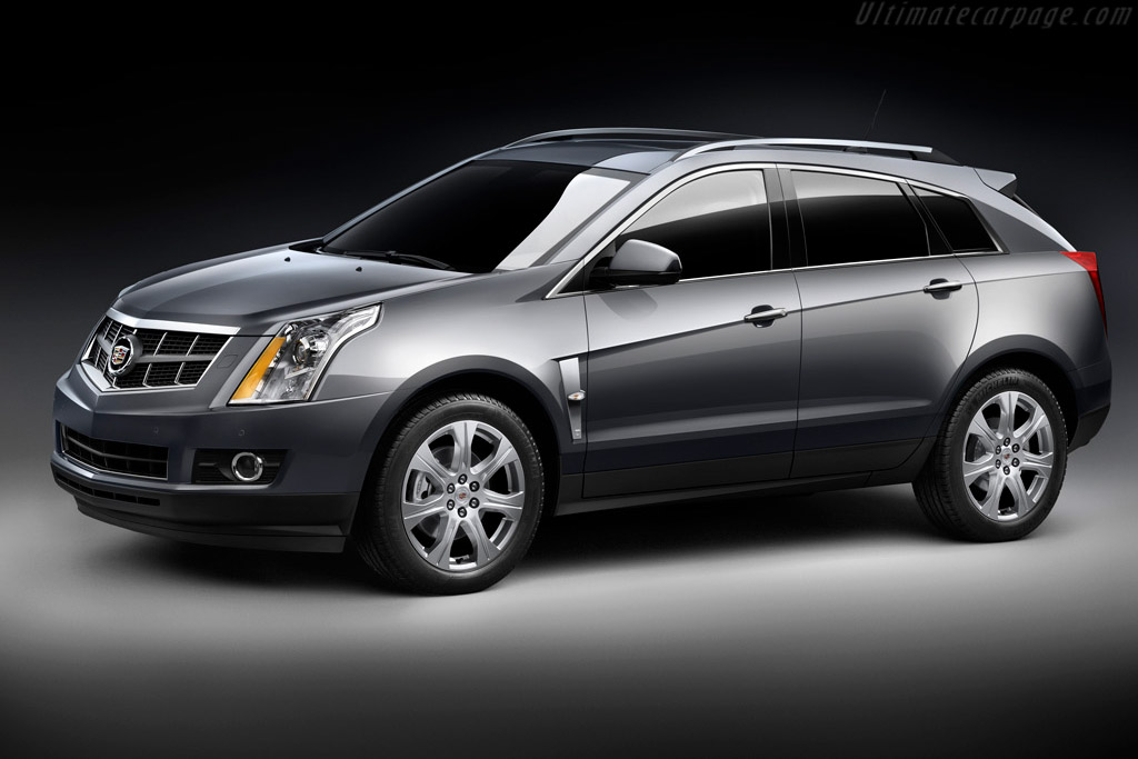 Click here to open the Cadillac SRX gallery