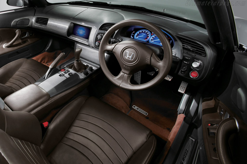 Honda Sports Modulo S2000 Concept