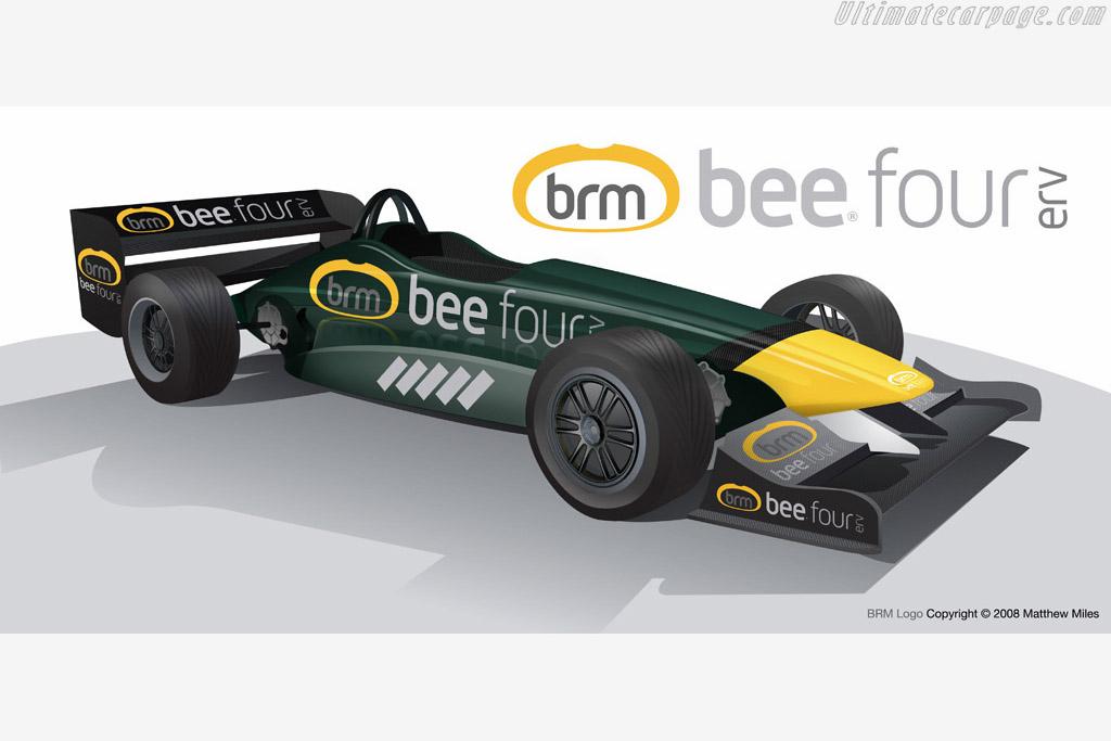 BRM Bee Four ERV