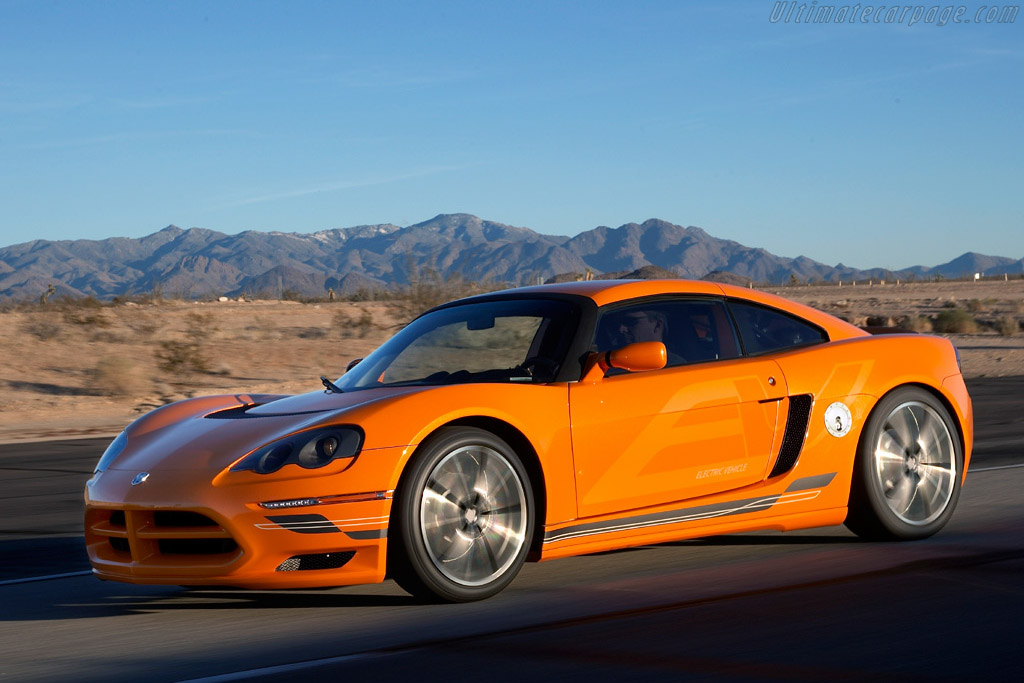 Click here to open the Dodge Circuit EV Concept gallery