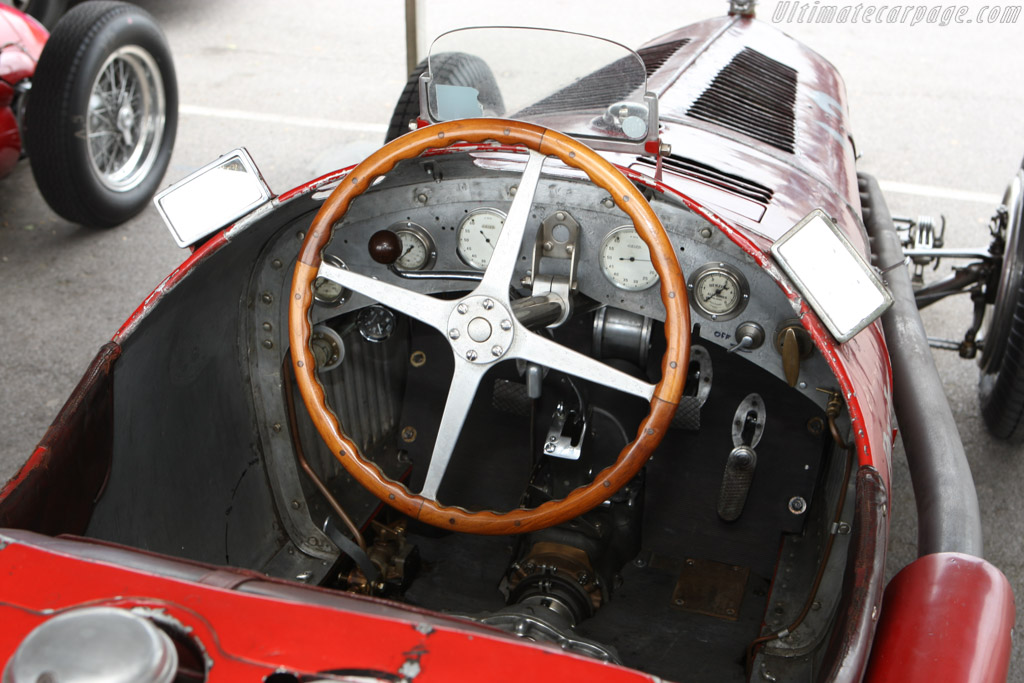 Alfa Romeo Tipo B P3 Monoposto - Chassis: 50007  - 2007 Goodwood Revival