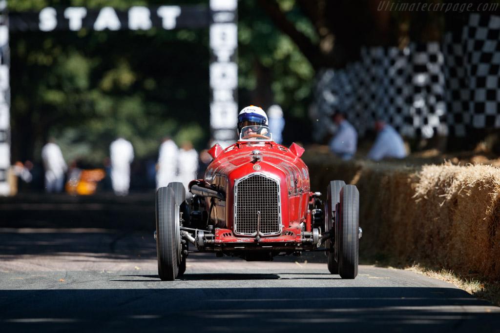 Alfa Romeo Tipo B P3 Monoposto - Chassis: 50007  - 2018 Goodwood Festival of Speed