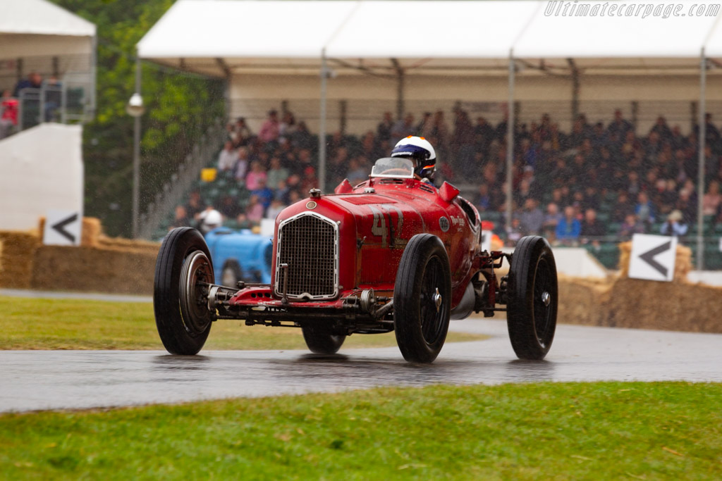 Alfa Romeo Tipo B P3 Monoposto - Chassis: 50007  - 2019 Goodwood Festival of Speed