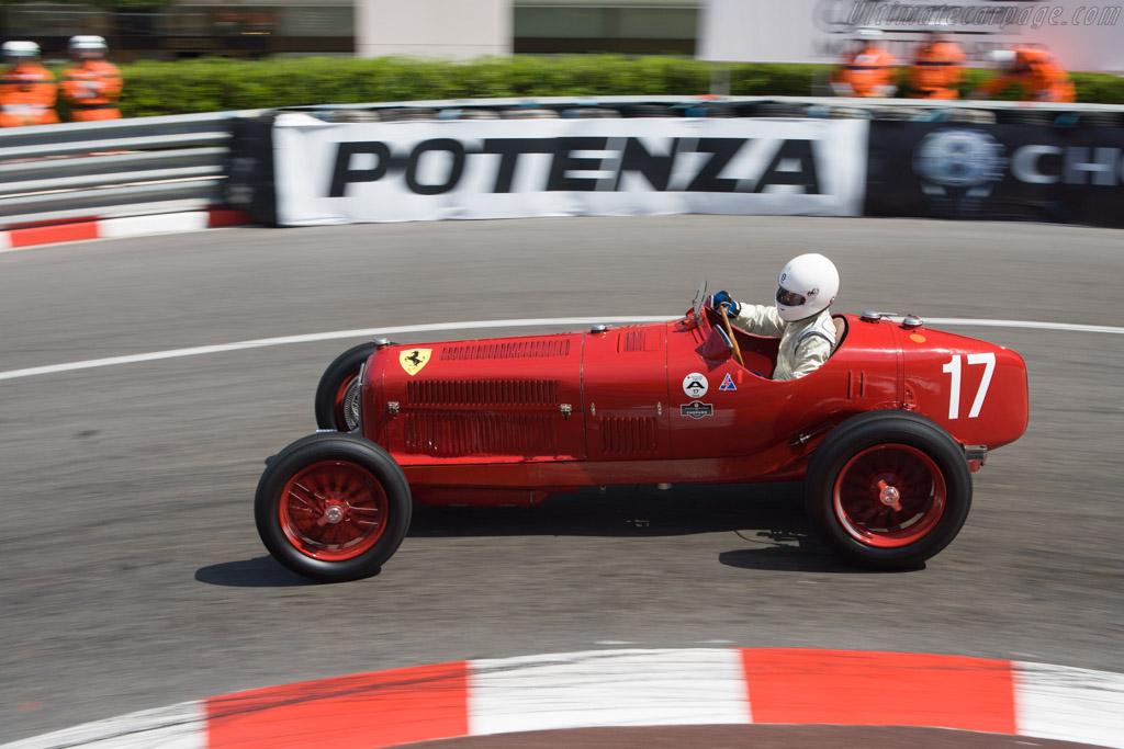 Alfa Romeo Tipo B P3 Monoposto - Chassis: 50006   - 2008 Monaco Historic Grand Prix